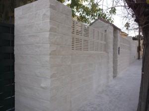 Construcción Vallados Valencia