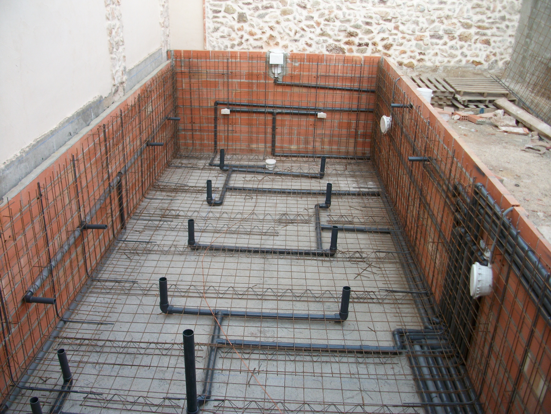 Piscinas de obra construcci n de piscinas for Construccion de piscinas de hormigon