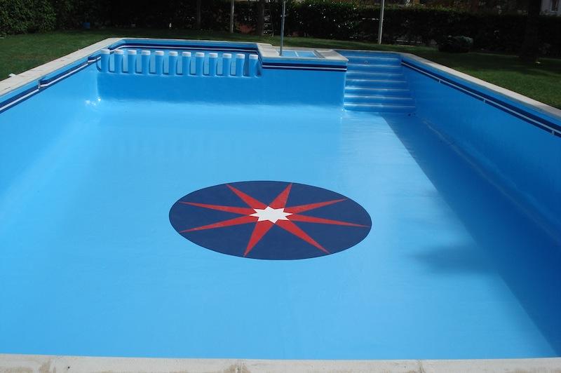 Reparacion de piscinas construcci n de piscinas for Vinilos para piscinas